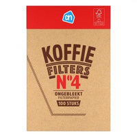AH Koffie Filter No4 100x