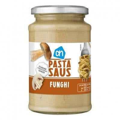 AH Pasta Saus Funghi 400 gr (Buy 2 Get The Next 50% Off)