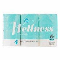 AH Wellness 4 Laags - 6 rollen