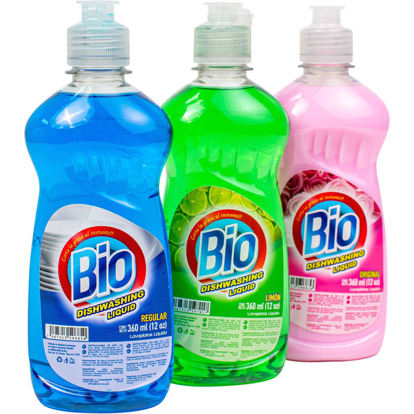 Bio Dishwashing Liquid 12 OZ