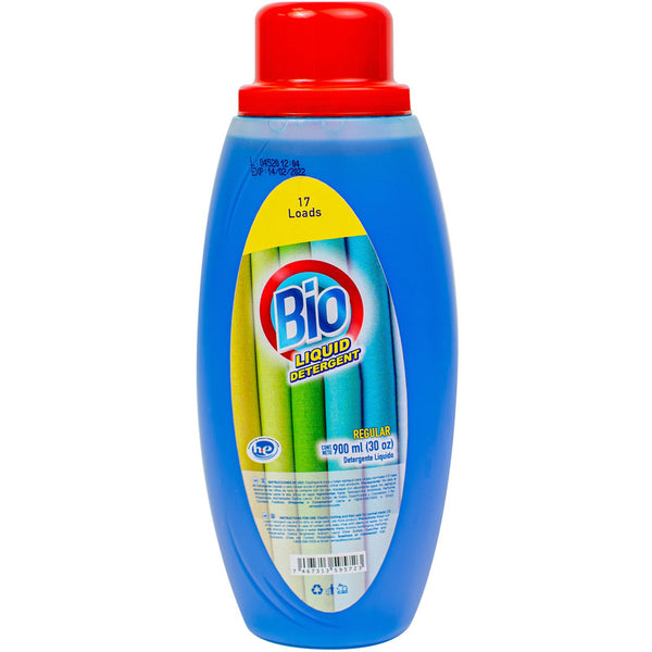 Bio Liquid Detergent Regular 900 ml