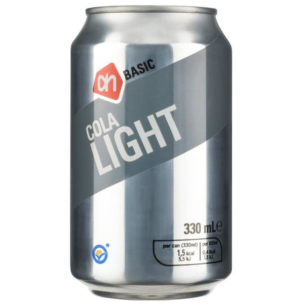 AH Basic Cola Light 330 ml