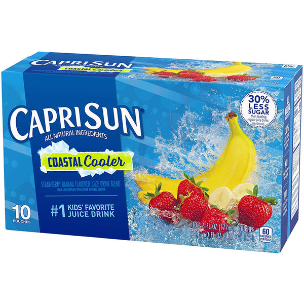 Caprisun Juice Assortment 10x