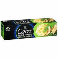 Carr's Table Water Crackers 125 gr