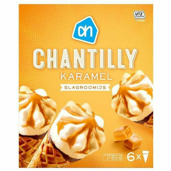 AH Chantilly Karamel 6x