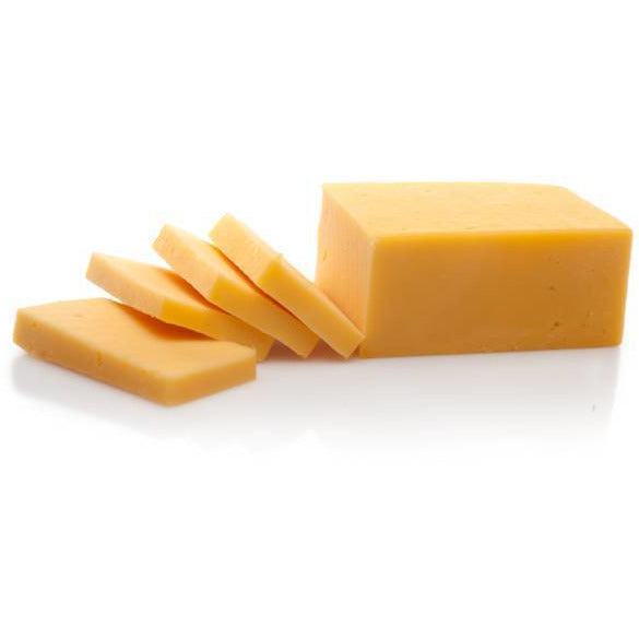 Cheddar Cheese Yellow