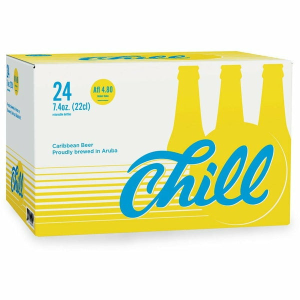 Chill Beer 24-22cl