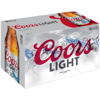 Coors Light 24-12 oz
