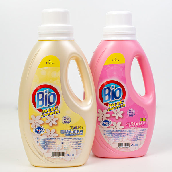 Bio fabric softner 50 oz