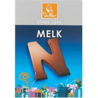 De Heer Chocolade Letters Assortment 65 gr (15% off)