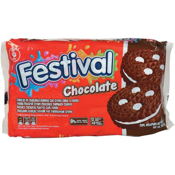 Copy of Festival Chocolate Cookies 403 gr