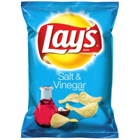 Frito Lays Salt & Vinegar 6.5 oz
