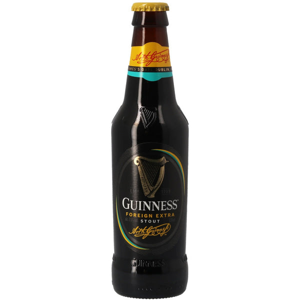 Guinness Foreign Extra Stout Assortment