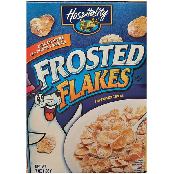 Hospitality Frosted Flakes 7oz