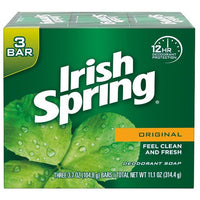 Irish Spring Original 3 bars - 4 oz