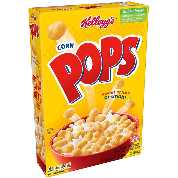 Kellogg's Corn Pops 10 oz