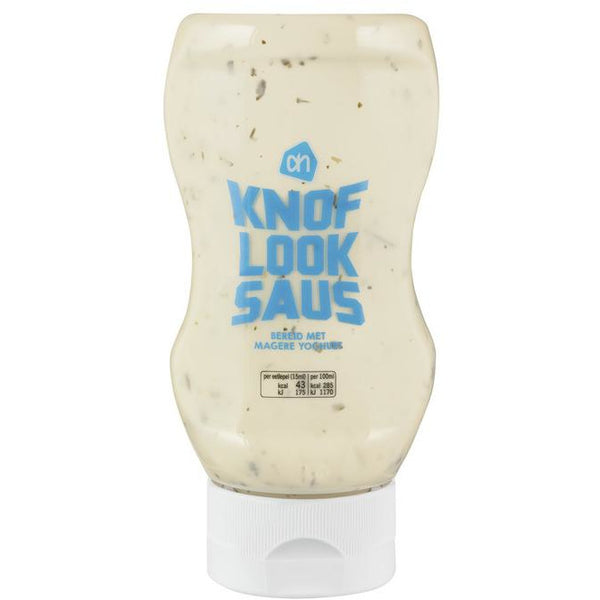AH Knoflook Saus 300 ml