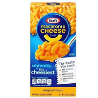 Kraft Mac & Cheese 7.25 oz