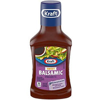 Kraft Sweet Balsamic Vinagrette 8 oz