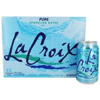 La Croix Sparkling Water Assortment 12-pack 12 oz