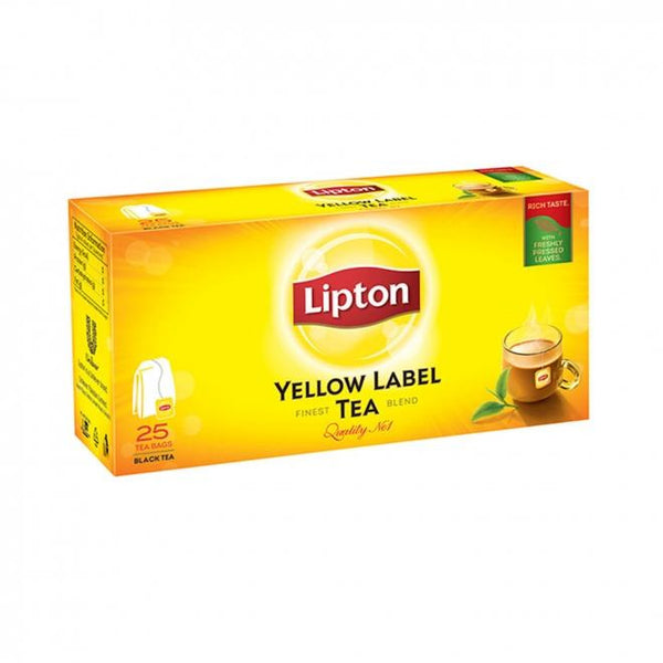 Lipton yellow 25 CT