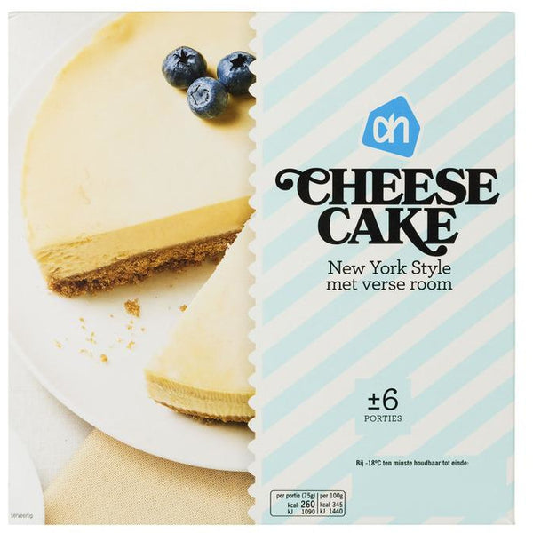 AH New York Style Cheesecake 450 gr