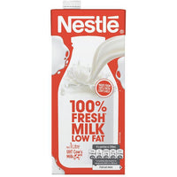 Nestle Low Fat Milk 1 L