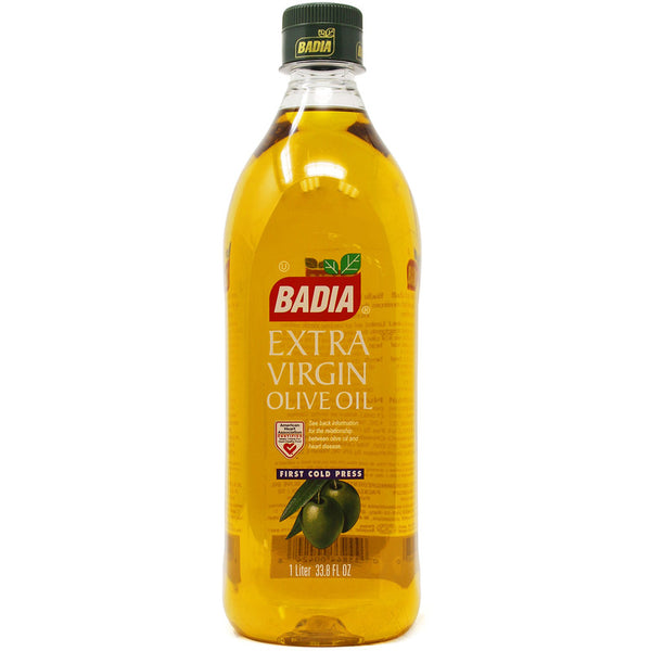 Badia Olive Oil Extra Virgin 1L