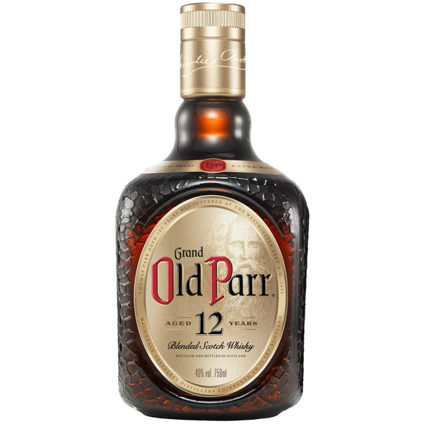 Old Parr Whisky 12 Yrs 75 cl