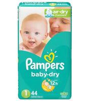 Pampers Baby Dry Assortment