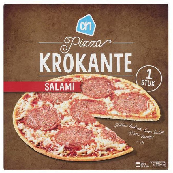 AH Krokante Pizza Assortment
