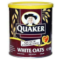 Quaker Quick Cooking Oats 500gr