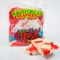 Rainforest Seafoods Crab Meat Flakes 1 lb