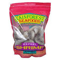 Rainforest Shrimps EZ Peel 16-20 Jumbo 24oz