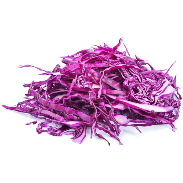 Red Cabbage Shredded