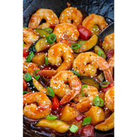 Shrimps Sweet & Sour