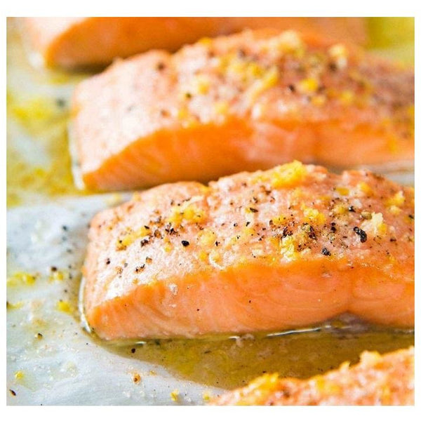 Salmon Fillet French Style