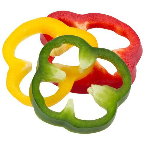 Pepper Assorted Sliced