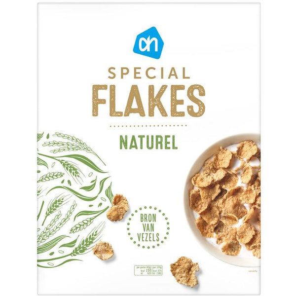 AH Special Flakes Naturel 375 gr
