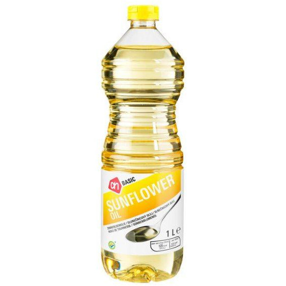 AH Basic Sunflower Oil 1L