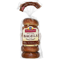 Toufayan Bagels Assortment 6 ct