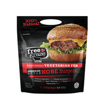 Free Graze Kobe Beef Patties 1 lb