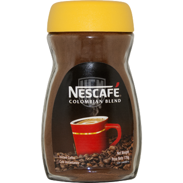 Nescafe Colombian Blend Jar 170 gr