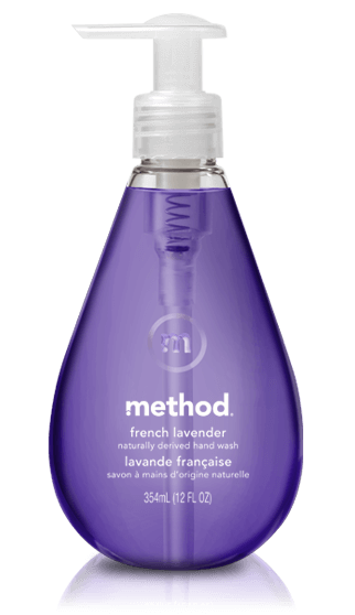 Gel Handsoap - Lavender - 354ml - Method