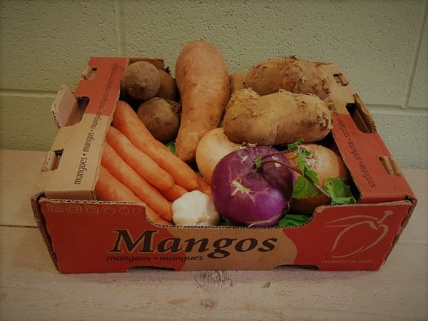 Thurs/Fri Only - Mixed Fruit & Veg box - £10