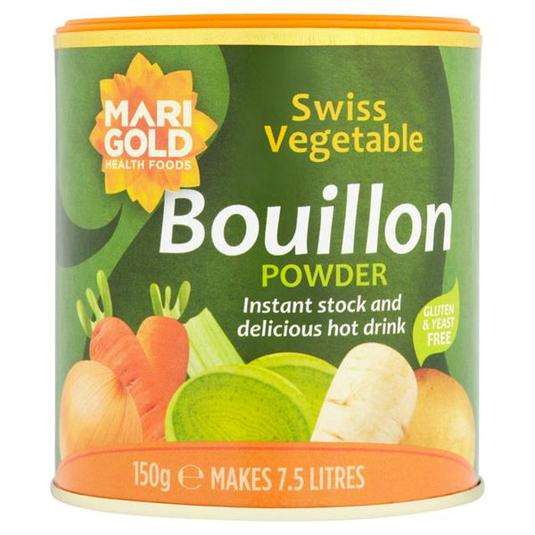 Marigold Swiss Vegetable Bouillon Powder 150g