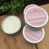 Natural Deodorant with Essential Oils - 30ml