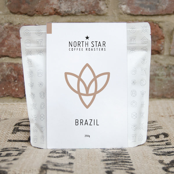 Brazil Fazenda Rainha Da Paz Natural - Whole Bean