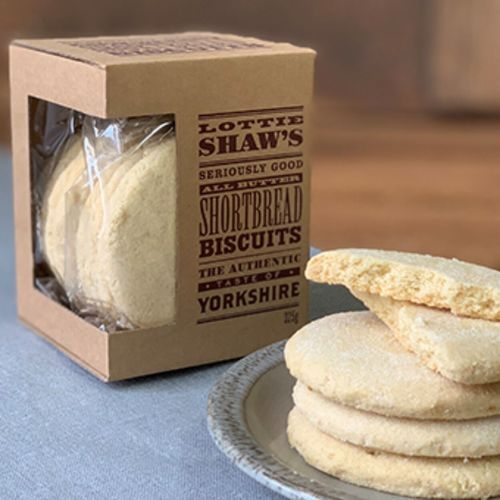 ALL BUTTER SHORTBREAD BISCUIT BOX
