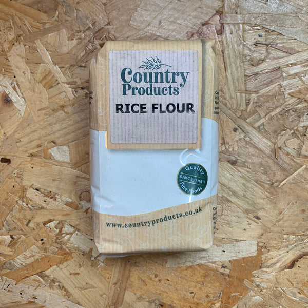 Rice Flour - 500g - Country Products